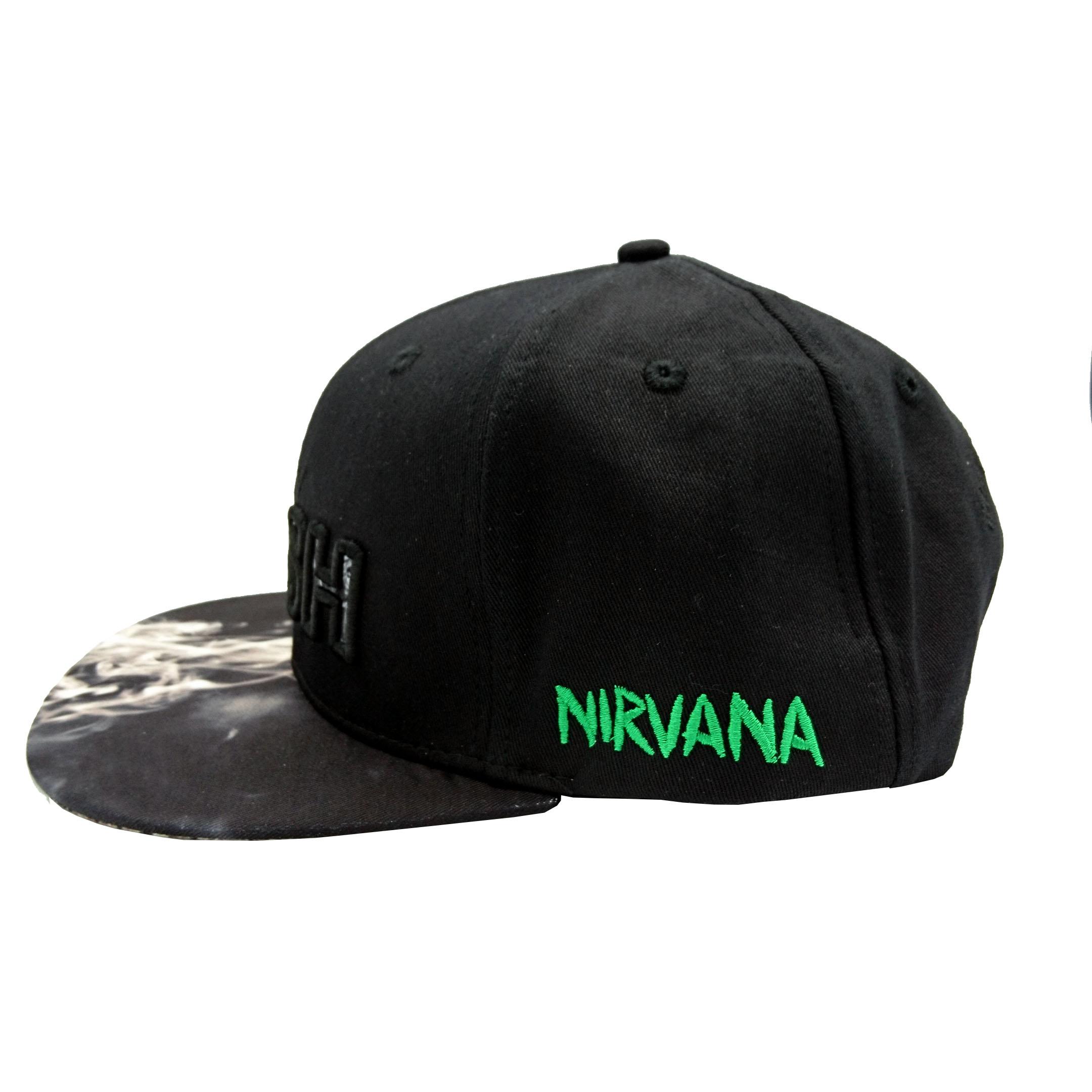 8748d94c3ef Misty Kush  Snapback cap (hidden Pocket)